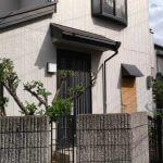 宝塚市の個人邸 梅の剪定と草引き